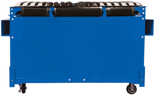 WCS Modular Dumpster - Blue
